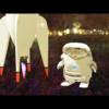 ぶーたんとblenderのロケットで月に行こう!の巻(その6~いよいよ月へ!!~)
