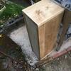 立水栓のカバーを作成