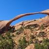《アメリカ》グランドサークル  美しい岩の橋 アーチーズ国立公園のトレッキングと最寄り町 Moab(モアブ)のキャンプ場情報