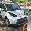 """シンガポールの電気自動車シェアサービス """"Blue SG""""を見た"""