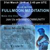 WLMM 瞑想アップデート 18/3/27