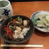 能登丼を食す(2016穴水町 幸寿司「能登牡蠣ぶっかけ丼」)