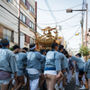 【207】台東区浅草 観音裏の三社祭