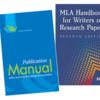 英語論文での数字表記方法(APA・MLAスタイル)