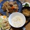 大根と鶏手羽元の旨煮  ・ポテトサラダ