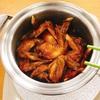 鶏の黒糖煮