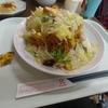 【リンガーハット】長崎皿うどん ¥620(税別)+麺2倍 ¥100(税別)
