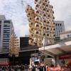 竿燈を見てきました@ふるさと秋田まつりin有楽町2012