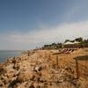 【OWRTW世界一周】77・「Kempinski Hotel Ishtar Dead Sea」最高級死海リゾート「(死)海水浴とプール」(その4/6)