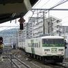 最近松本駅に遊びに来た車両たち