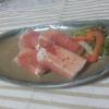 「みんなのごはん」で紹介していた自家製塩豆腐作ってみました!