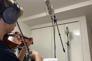 門脇大輔が使うPro Tools 第1回〜バイオリニスト/作編曲家による ストリングス多重レコーディング術