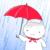 にゃー美さんと、雨の日の憂鬱