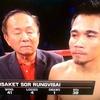 速報)シーサケット・ソールンビサイVSローマン・ゴンザレス WBC世界S・フライ級タイトルマッチ 4Rにロマゴンがマットに沈む。KO負け!