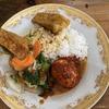 2021年6月28日 Warung(ワルン)で昼食