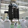 日本の人工衛星たち