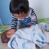 平日2歳児0歳児ワンオペ育児のタイムスケジュール