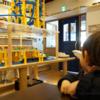 【プラレールカフェKOTETSU】店内をプラレールが走るカフェ♪〈荒川区〉