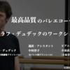 【ワークショップ】ヴィスラフ・デュデックのワークショップ