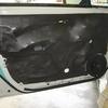 スバルWRXのロードノイズ低減対策・ドア防音施工