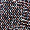 着物生地(159)梅鉢模様小紋