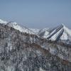 芦別岳(1726m)~厳冬期冬尾根ピストン~