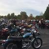 南カリフォルニア ノートン オーナーズクラブ主催、ビンテージ・モーターサイクル・ツーリングに参加 では無く、集合場所を覗きに行ってきました。