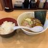 【東京餃子食堂】濃厚豚骨醤油にライスをあてる