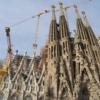 【バルセロナ観光】バルセロナ!サグラダファミリア他、ガウディ建築を楽しむ。