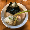ろく月で特製豚白湯(浅草橋)