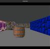 C言語で3Dゲームを作った