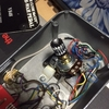 Vox V848 ポット交換 (昨日の続き)