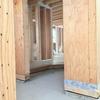 【2×6工法の家】基礎工事とフレーミング工事の様子