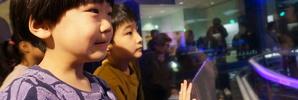 子供たちと地下鉄博物館にお出かけしてきました。