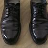 今、所有している革靴の中で普段に履くベストモデルは、このモデルになった話