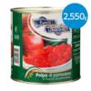 【イタリア直輸入】 ロンゴバルディ チョップドトマト缶のレビュー