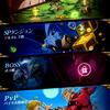 「七つの大罪 光と闇の交戦 : グラクロ」イベントバナーのデザインがカッコいい!アニメーションするという発想が斬新!