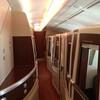 SQのA380スイートでバンコクへ③SQ619 KIX-SIN A380スイート