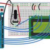 Arduino IDE(lcd.noAutoscroll関数の使い方)