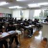後期生徒総会 学級討議