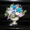 朝ドラ「おちょやん」の紫のバラの人は誰?