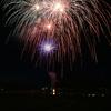 8月14日のブログ「コロナ収束を願って市内6ヶ所で花火打ち上げ」