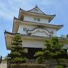 日本一高い石垣の丸亀城