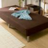 ミニマリスト新居にベッド購入。ニトリの脚付ボンネルコイルマットレスの寝心地