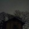 鉛の空は雪を呼ぶ
