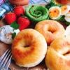 お砂糖なし☆お食事用イーストドーナツ