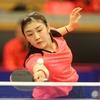 【最新】卓球世界ランキング・女子トップ20(2019年8月発表分)