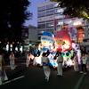 盛岡さんさ踊り④ さんさ甲子園開幕。朝ドラ2作品のヒロインも?
