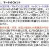 4月25日(水)SBI証券イブニングレポート:今日の東京市場は反発。米国大幅安も内需株高や円安で下げ渋り