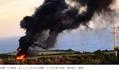 高江の民間地で普天間ヘリ CH53 が民間地で爆発し炎上するも、ニコルソンは「墜落ではなく、緊急着陸だ」と県に報告。
